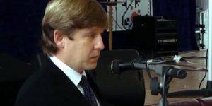 Сергій Нагорняк третя сессія Вишневої міської ради