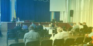 Замість сесії щодо мораторію – робоча зустріч