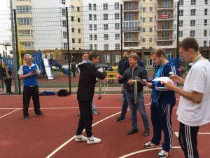 У Вишневому відбувся турнір з класичного волейболу