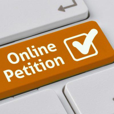 Електронні петиції у місті Вишневому
