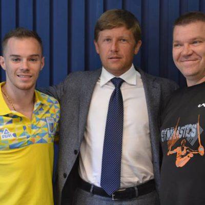 Олімпійський чемпіон Олег Верняєв: Простіше і комфортніше мені жити у Вишневому
