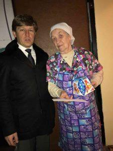 З Новим 2016 роком Сергій Нагорняк