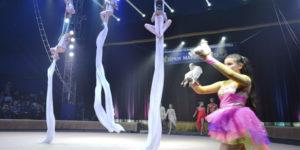 Сергій Нагорняк ініціював поїздку юних вишнівчан до цирку