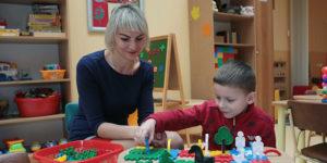 Вишневе Центр реабілітації дітей інвалідів