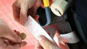 Проект рішення про компенсацію вартості проїзду в маршрутках