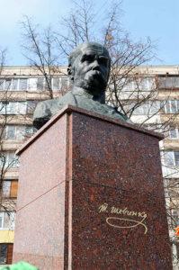 У Вишневому вшанували Шевченка