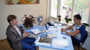 вишнівських дітей лікуються всього у 10 педіатрів