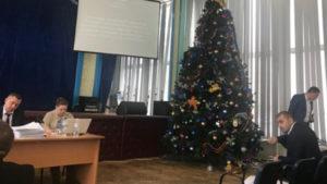 Вишнева миська рада - остання сесія року