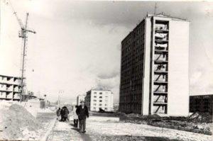 Забудова вулиці Калініна