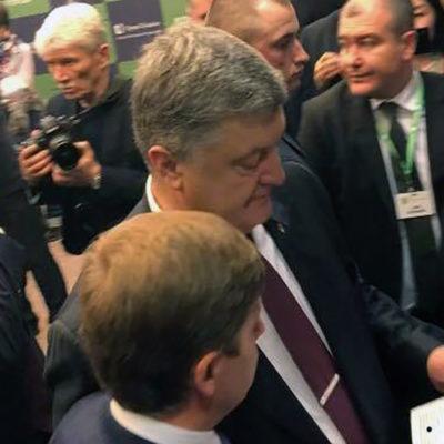 Сергій Нагорняк звернувся до Петра Порошенко